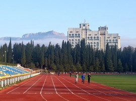 Тренировочный центр спортивной подготовки сборных команд России «Крымский»