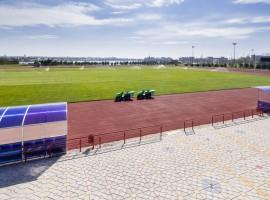 Футбольное поле № 1