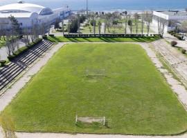 Футбольное поле ДК