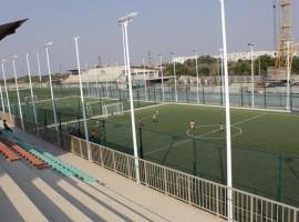 Учебно-тренеровочный сбор в спортивном комплексе «Арена-Крым»