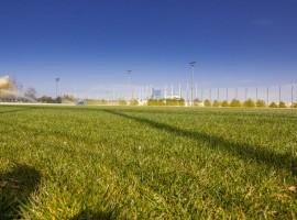 Футбольное поле тренировочное