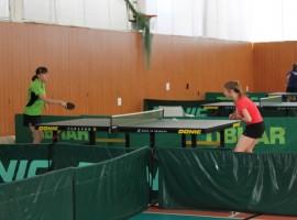 Настольный теннис (малый зал)